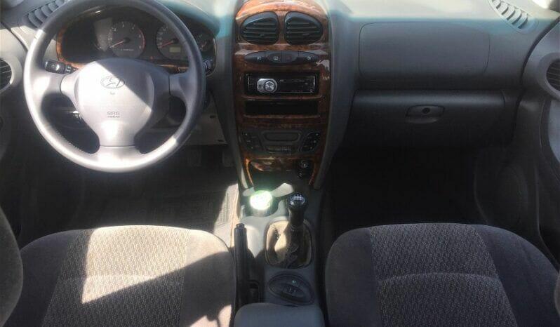 Hyundai SANTA FE 2002 lleno